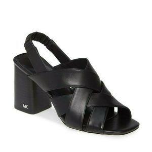 MICHAEL Michael Kors Dixon Block Heel Sandal
